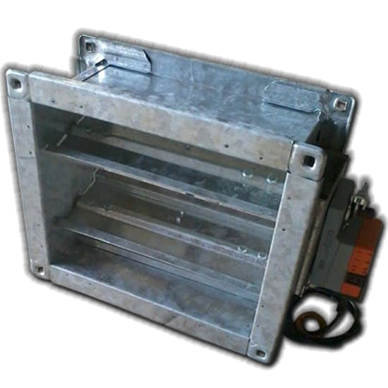 Fire Damper Industrial Fan And Blower Philippines